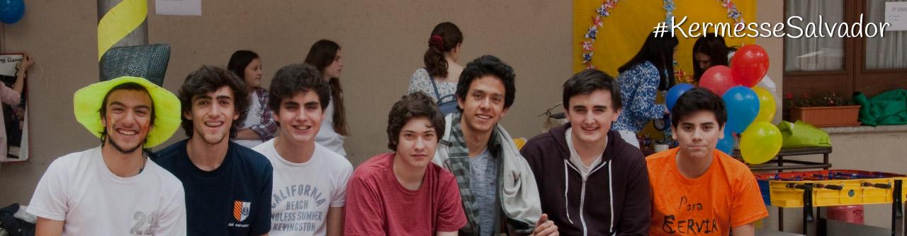 Kermesse Colegio Del Salvador